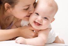 chàm sữa ở trẻ sơ sinh