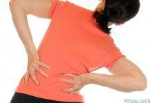 đau lưng sau sinh