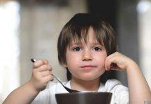 dị ứng thức ăn ở trẻ em