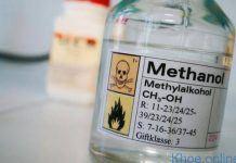 Ngộ độc methanol