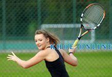 chấn thương khi chơi tennis