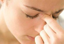 triệu chứng viêm xoang