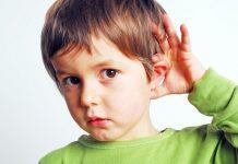 trẻ khiếm thính cần phát hiện sớm