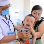 Bệnh tay chân miệng tăng mạnh ở Đồng Nai