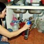 Lạm dụng thuốc chống muỗi sẽ rước độc vào người