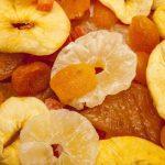 Hoa quả sấy khô tốt hay xấu cho sức khỏe?