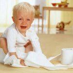 Tìm hiểu về tình trạng trẻ bị táo bón