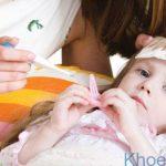 5 sai lầm cần tránh khi xử lý trẻ bị nóng đầu