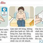 Trẻ bị bỏng nước sôi – Những điều cần lưu ý khi sơ cứu