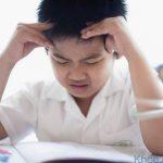 Trẻ bị đau đầu và những điều cần biết