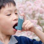 Hen suyễn ở trẻ em và chế độ dinh dưỡng