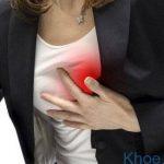 Những dấu hiệu nhận biết đau tim