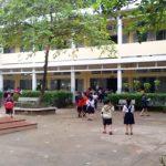Dịch bệnh quai bị bùng phát mạnh ở trường học Bến Tre